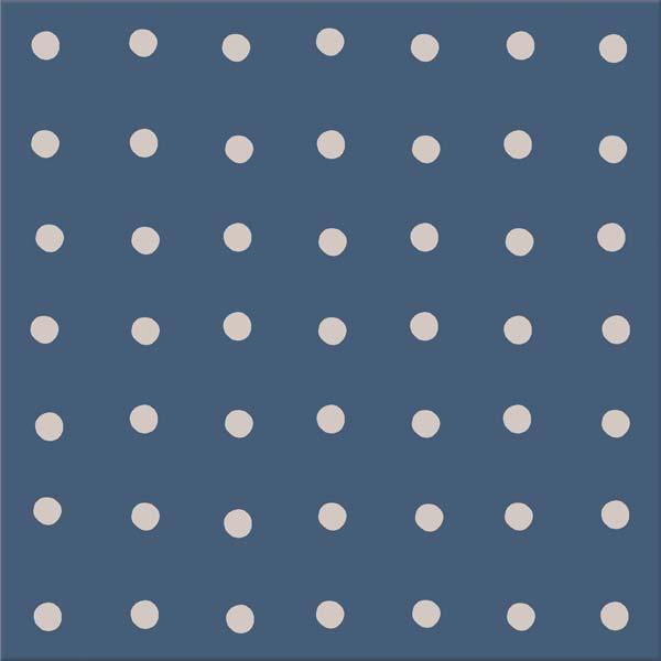 Cath Kidston Prussian Blue sample