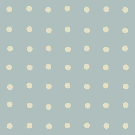 Cath Kidston Spot Blue sample