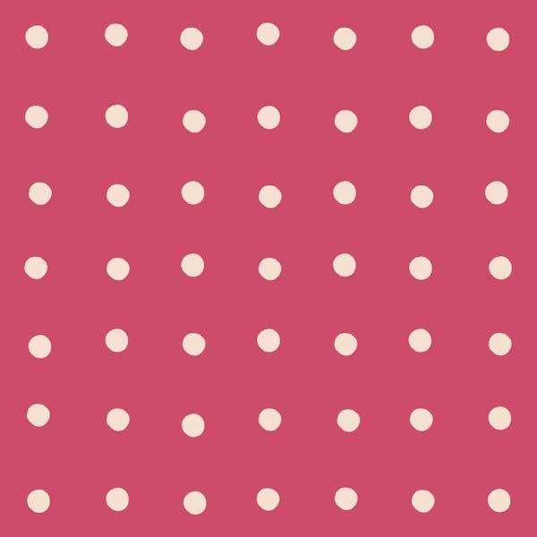 Cath Kidston Spot Red sample