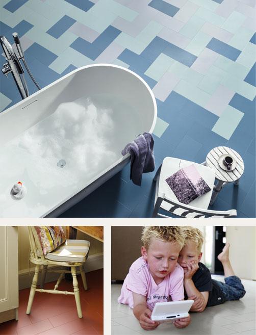 Little Bricks flooring