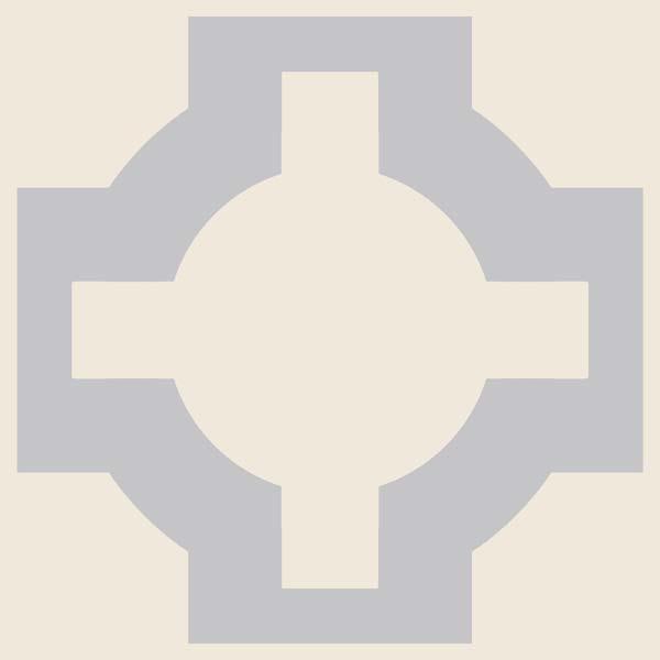 Neisha Crossland Parquet Thistle Grey sample